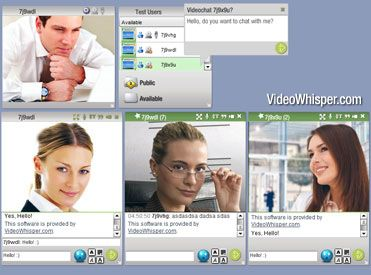 Video Messenger http://www.videowhisper.com/?p=Video+Messenger