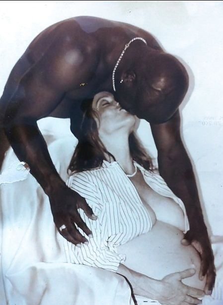 Housewife caught fucking a black guy