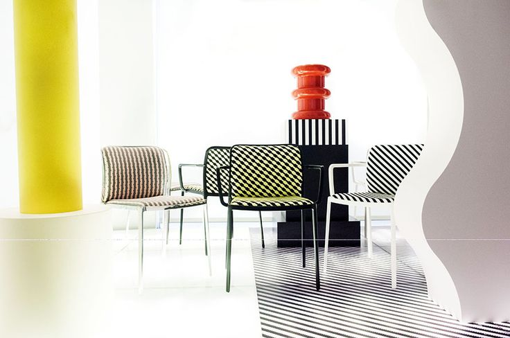 Kartell Goes Sottsass - A Tribute to Memphis
