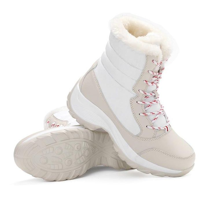 JINTOHO Big Size Winter <b>Women Snow Boots Fashion</b> Winter ...