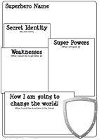Transition Superhero Profile
