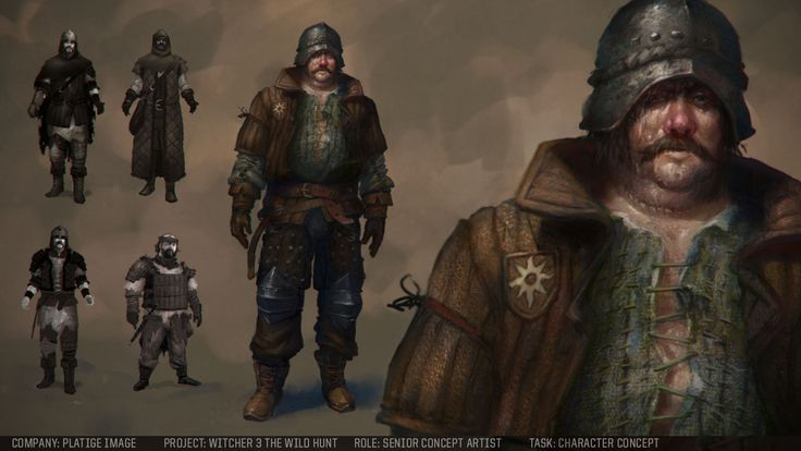 Artur Sadlos — Witcher 3: Wild Hunt