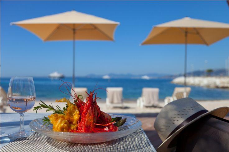 9 best images about beach restaurant le cap on pinterest for Restaurant antibes