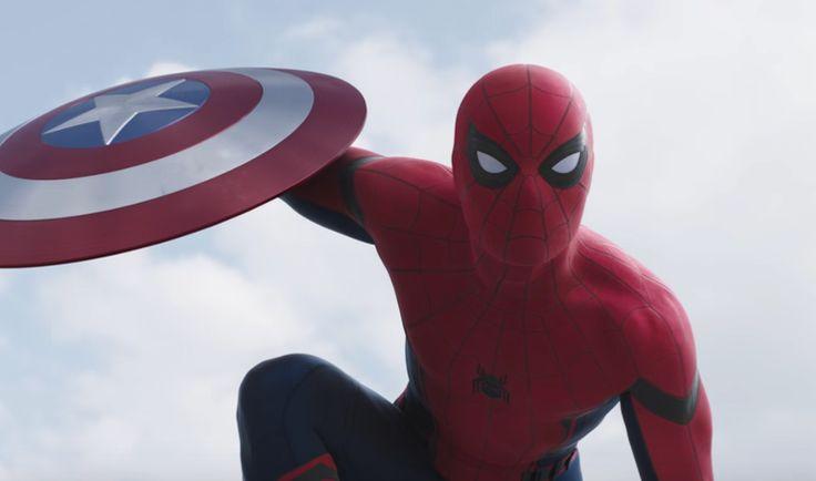 Tony Stark Basically Kidnaps Peter Parker In 'Captain America: Civil War' & It's Not OK