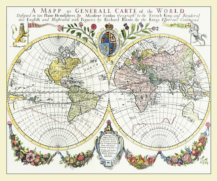Best Ancient Maps Images On Pinterest Maps Old Maps And - World map p