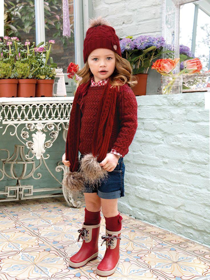 Con Mayoral ningún niño pasará frío cuando llegue el invierno ;)