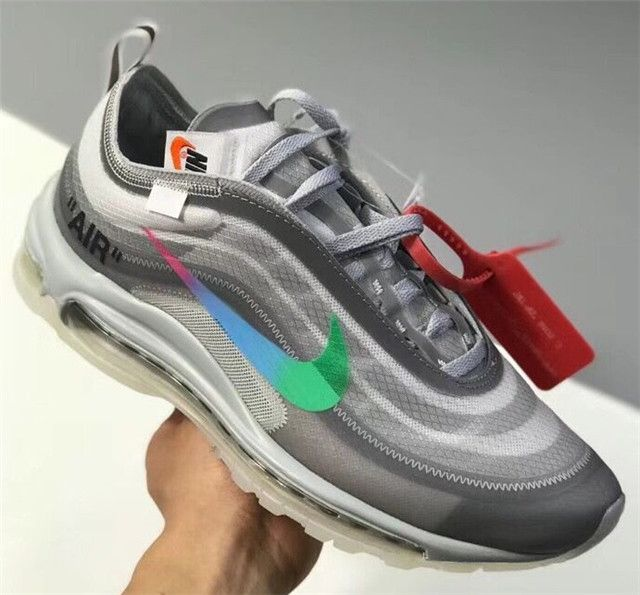 innovative design f3c42 c4d1f OFF WHITE x Nike Air Max 97 SG01
