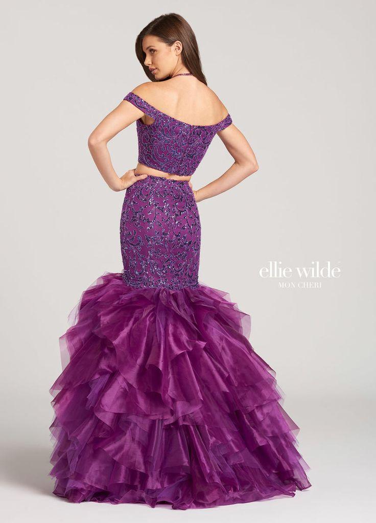 Mejores 157 imágenes de Ellie Wilde Prom 2018 en Pinterest | Vestido ...