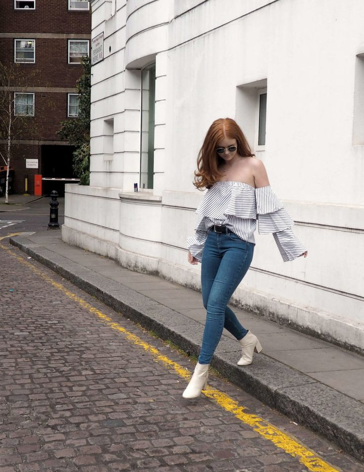 The reality of Spring weather | Off-The-Shoulder favourites