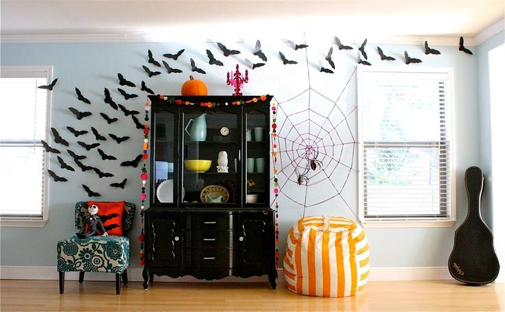 Halloween outside decorations ideas, indoor halloween decorations ...