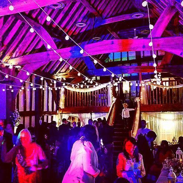 Tonight's venue. #TudorBarn. The most multi cultural wedding #Rhythmnbass #Dhol #drum #gig #giglife #Weddings #Indian #Finnish #Peru #italian #russian #reception #party @ram_patel1 @hirenusprime @cakesbynikhita