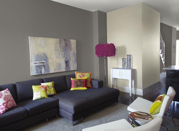 culori pentru un living modern colors for modern living room 2