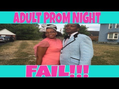 Adult Prom Night FAIL! (Daily Vlog #23) |Season 2| BLACK DAILY VLOGGER