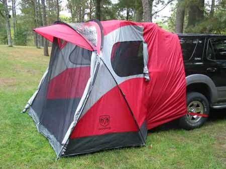 Tailgater Suv Tent By Dodge