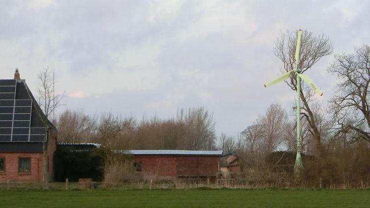 Genehmigung Baugenehmigung und Recht zu Kleinwindanlagen