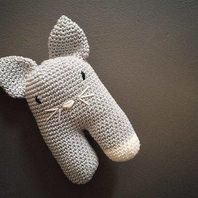 A little baby rattle! Pattern by @lanukas #haken #crochet #crochetamigurumi…