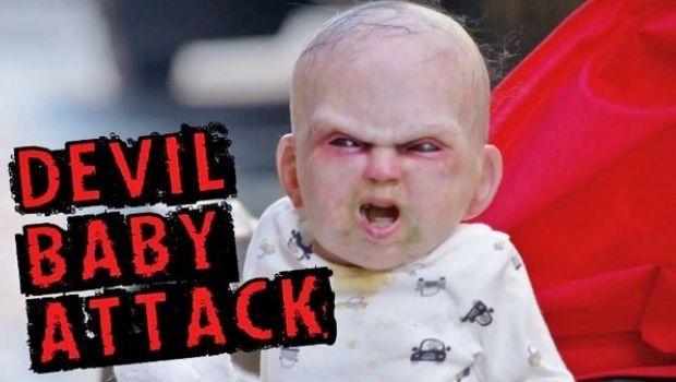 La stirpe del male: nuova clip, foto e candid-camera con bebè demoniaco