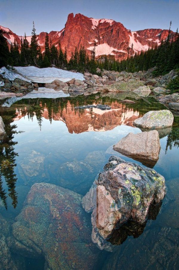 Rocky Mountain National Park, Colorado by Jinx62