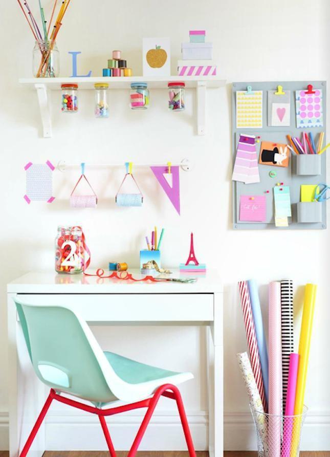 Inspiración: 7 escritorios, 7 estilos   resultado sorteo | Decorar tu casa es facilisimo.com