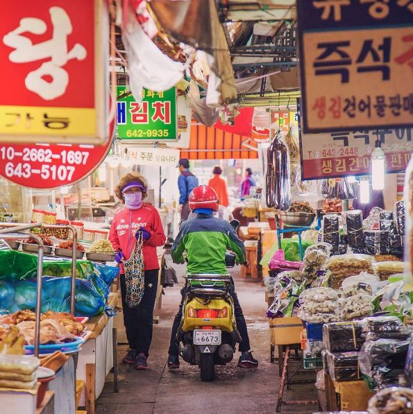 Yeosu // SOUTH KOREA COLORFUL MARKETS