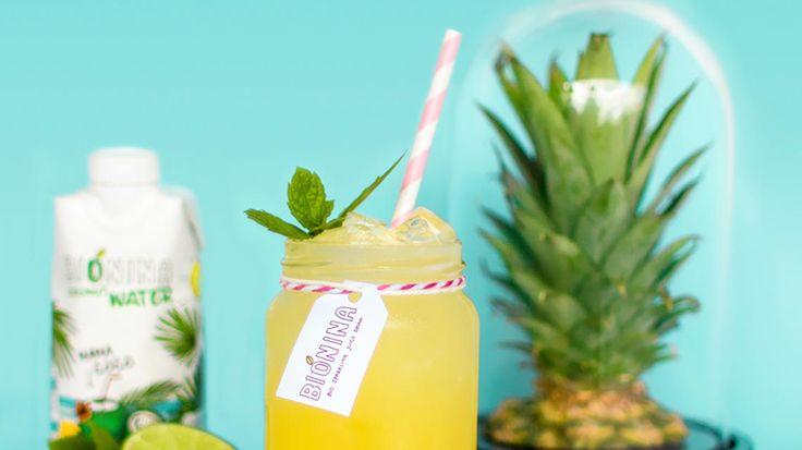 Cocktail zonder alcohol: Virgin Piña Colada  | VTM Koken