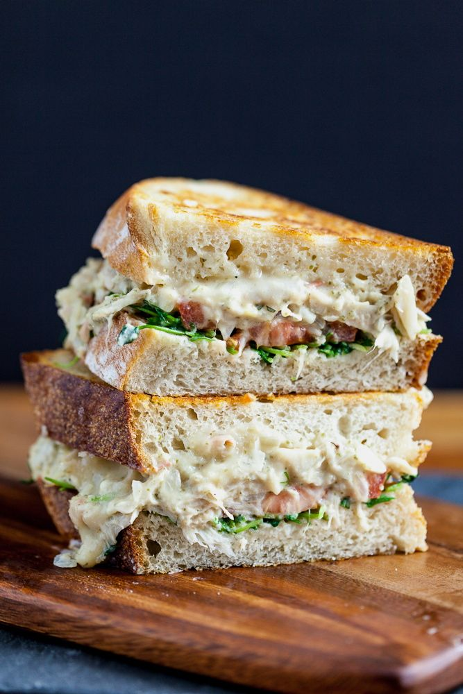 Jackfruit Tuna Melt Sandwich: I LOVE tuna sandwiches and really miss them. This recipe calls for veganaise, so just use MindfulMayo for that creamy, tuna melt taste.
