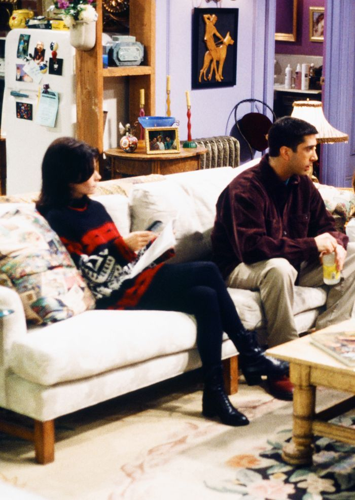 Monica Geller s Wardrobe Was Actually the Coolest Thing on Friends via   WhoWhatWear 25401aeb5e