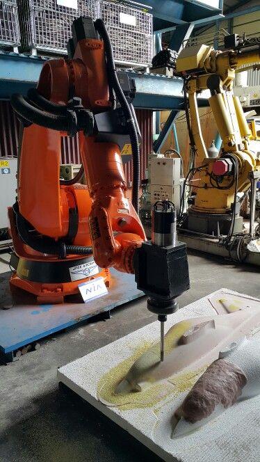 Kuka Robot Machining Jx 200rg Jfox Jx 200rg In 2018 Pinterest