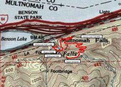 Multnomah Falls Hike - Hiking in Portland, Oregon and Washington