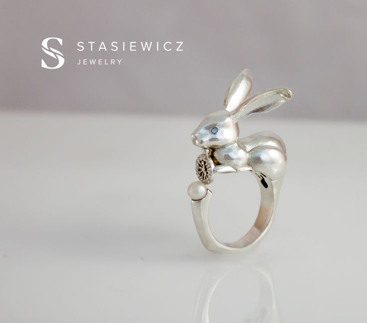 "New project @Behance: ""The Rabbit Ring"" https://www.behance.net/gallery/47577171/The-Rabbit-Ring"