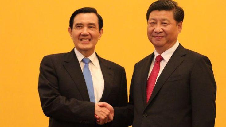 China y Taiwán celebran una histórica reunión cumbre en Singapur   Radio Panamericana