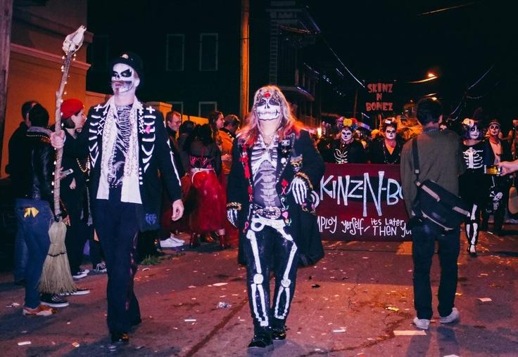 skinz n bonezSouthern Gothic, Mardi Gras