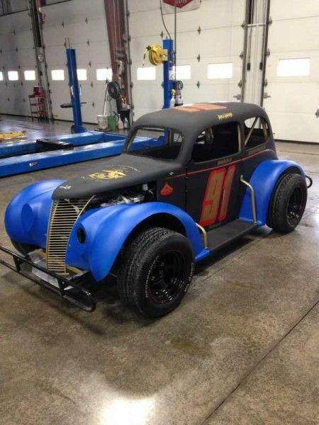 inex legend race car cincinnati ohio asphalt circle track cars show racing cars. Black Bedroom Furniture Sets. Home Design Ideas