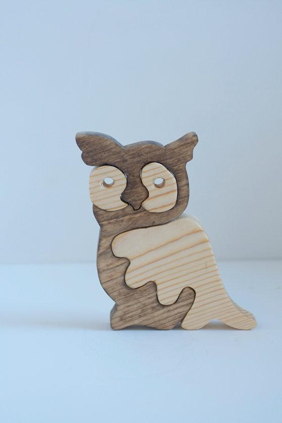 Olivia the Owl puzzle