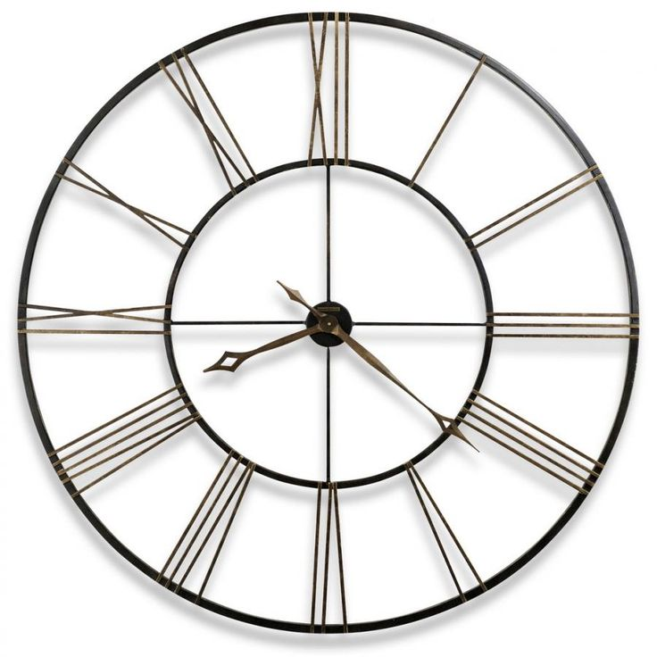 Clockway: 49in Howard Miller Wall Clock 625F406 for the front room wall