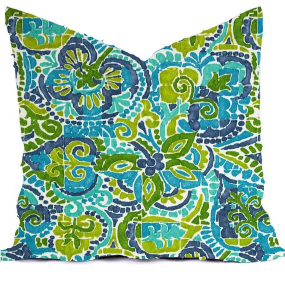 Beautiful Custom Outdoor Pillow Covers 18x18 20x20 All By RainyDayDivineLLC Design Inspirations
