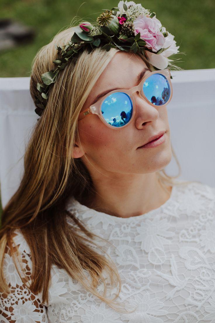 floral crowns / fot. Ola Gruszka Fotografia