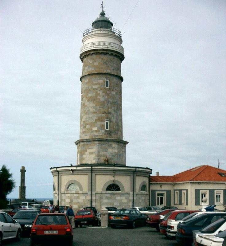 Cabo Mayor Lighthouse, Santander, Spain