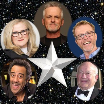 How would you like to record 5 dialogue projects with stars Brad Garrett, Nancy Cartwright (Bart Simpson), Rob Paulsen (Yakko and Leonardo), Scott Brick, and Ed Asner?