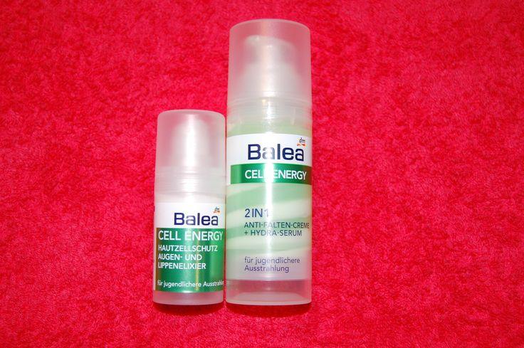 Balea Cell Energy 2in1 Antifaltencreme + Serum TEST: Anti Aging mit 30