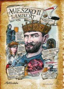 Mieszko II Lambert - Poczet królów polskich