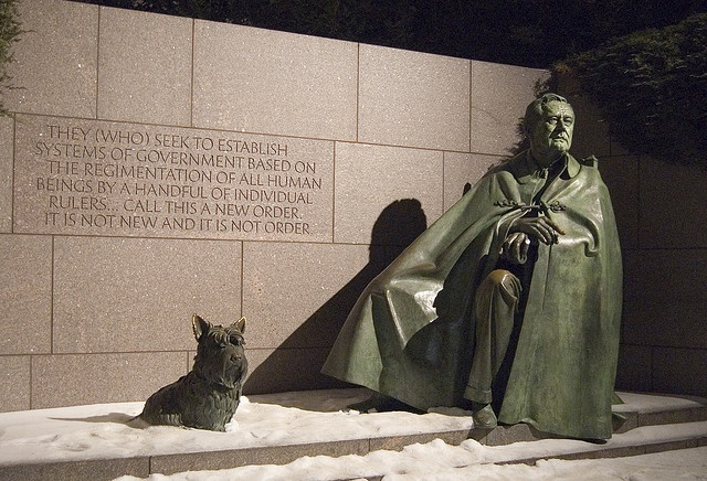 fdr s first term in office and The role of the first franklin roosevelt administration in the history of the united states of america in all of this, fdr delivered his first inaugural address, which began: this is a day of national consecration on the day before roosevelt took office.