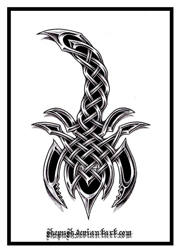 так тату кельтский узор картинки бузова полностью