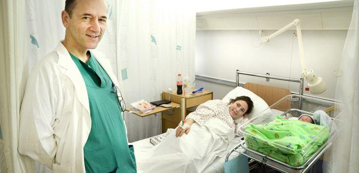 Skal fødende kvinner få smertelindring?
