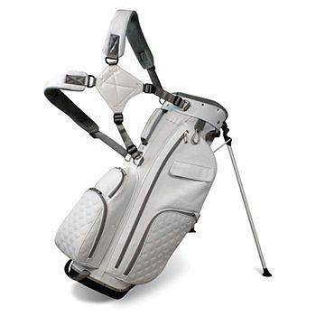 TaylorMade Golf Ladies Womens White Lightweight Carry Stand Bag $250 MSRP - NEW! in Sporting Goods, Golf, Golf Clubs & Equipment | eBay