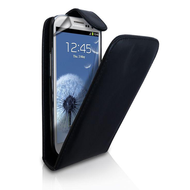 New Case - Samsung Galaxy S3 i9300 Leather Flip Case - Black, $7.95 (http://www.newcase.com.au/samsung-galaxy-s3-i9300-leather-flip-case-black/)