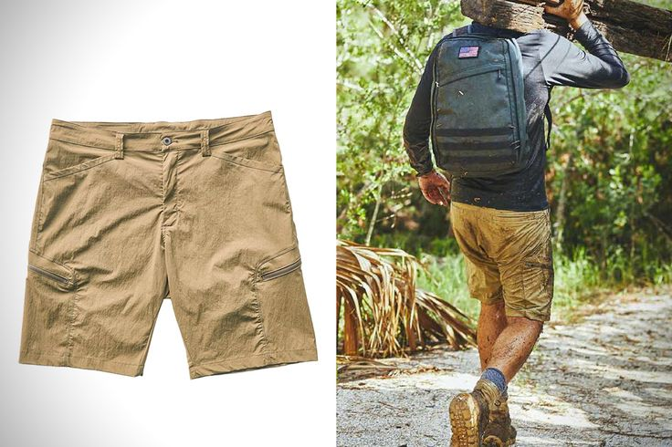 GoRuck Challenge Shorts | HiConsumption