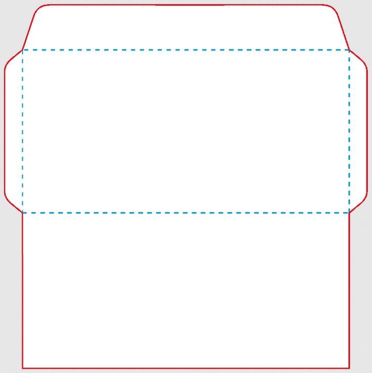 Шаблон открытки или конвертация