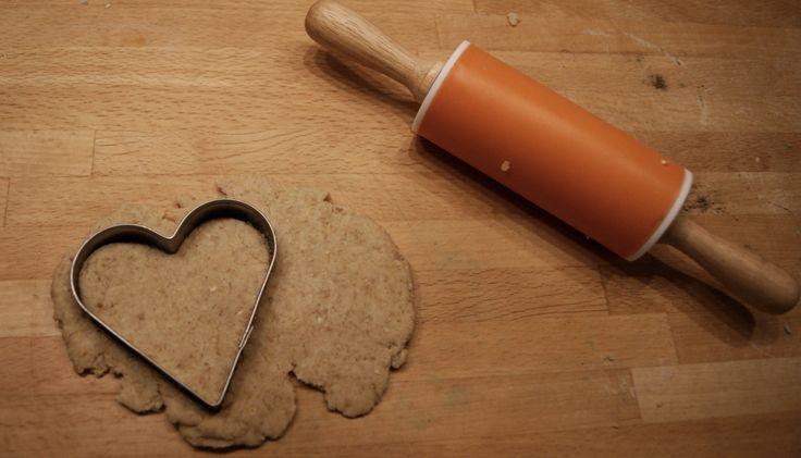 Havrekjeks som både smått og stort liker. Havrekjeks er supre som mellommåltid eller kos. Supergode med brunost og et glass melk. mmmm havrekjeks