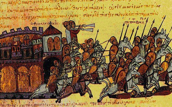 kARTson: Τα σκοτεινά μυστικά του Βυζαντίου (πολιτικές δολοφ...